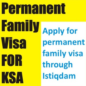 visas family partner permanent
